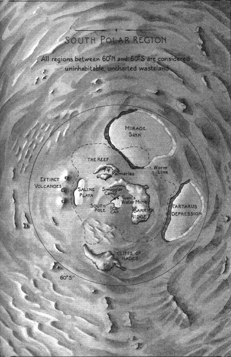 dune caladan planet map - photo #42